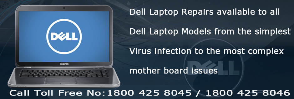 Dell laptop repairs in chennai